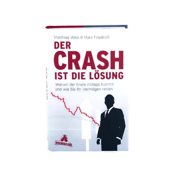 Der Crash ist die Lösung - von Matthias Weik und Marc Friedrich