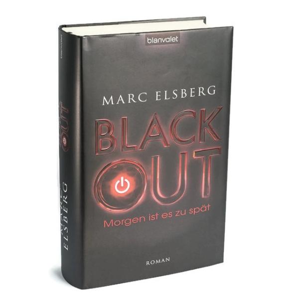 Blackout - von Marc Elsberg