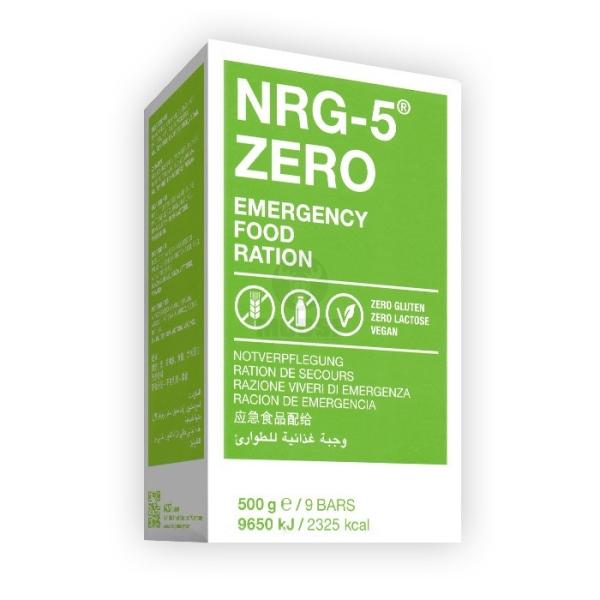 NRG-5 Zero (glutenfrei) Notration - 500g