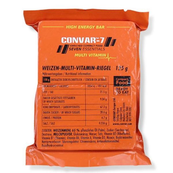 Weizen-Multi-Vitamin-Riegel - 125g