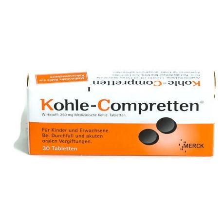Kohle-Compretten