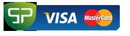 secupay, VISA, MasterCard